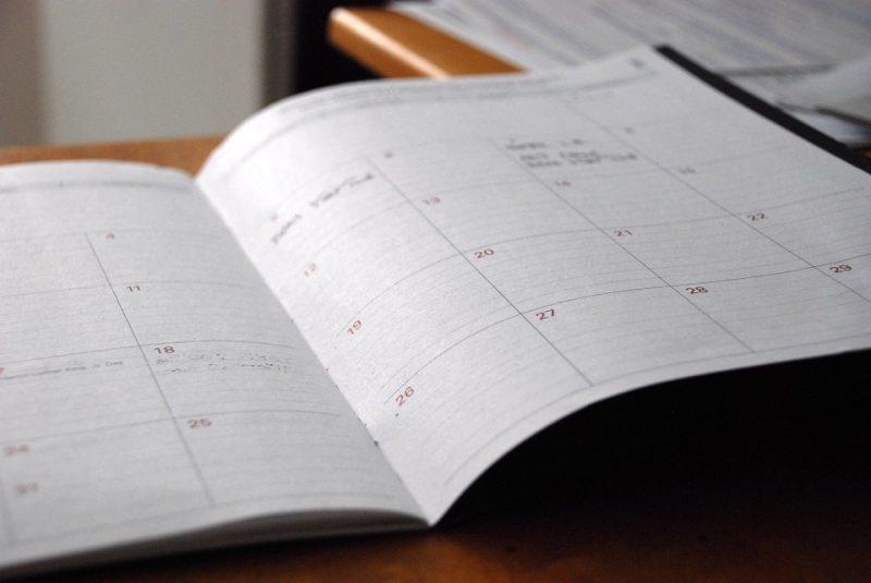Por qué es importante el calendario editorial
