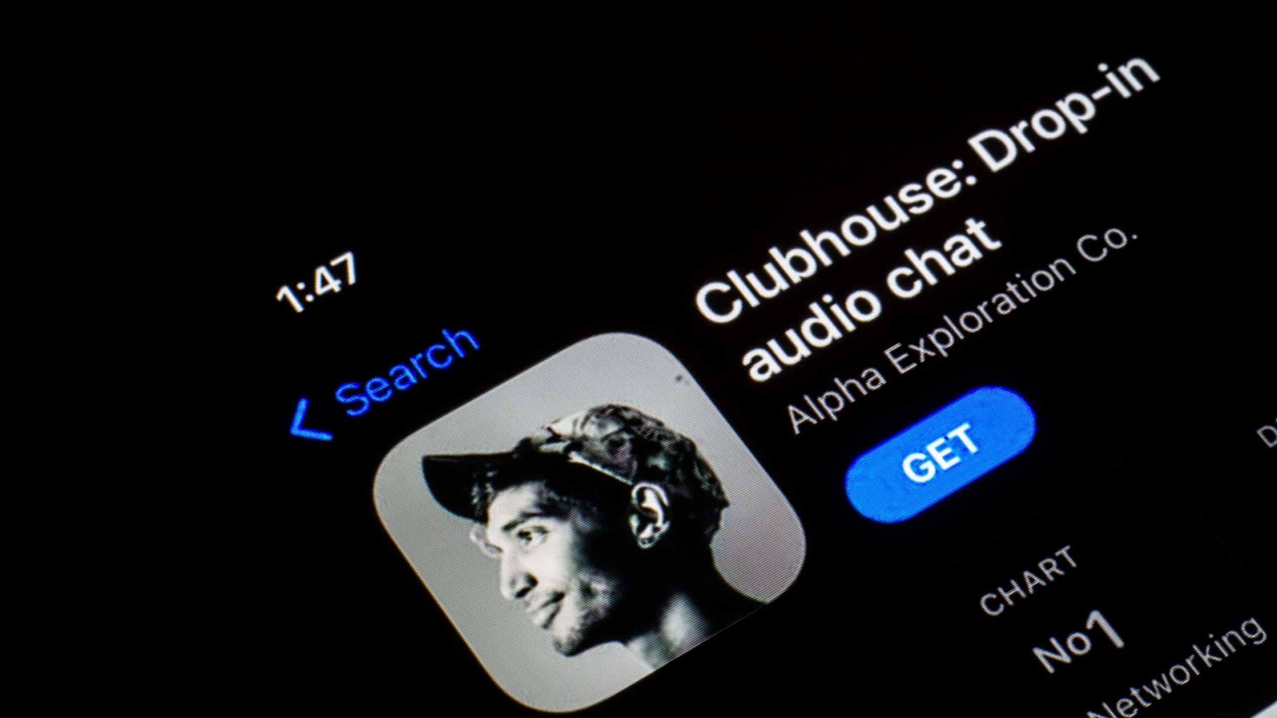 La nueva red social que puede ayudar a tus profesores con su marca: ClubHouse