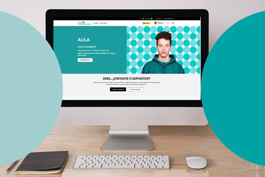 AULA, el gran evento del sector educativo, se reinventa en formato digital - Pantalla