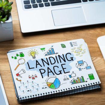 importancia de una landing page en tus campañas de captación